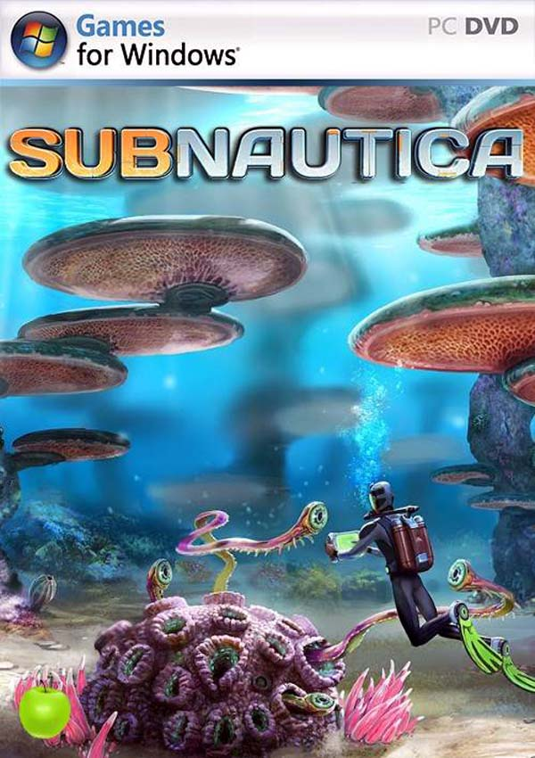 Subnautica Download Cover Free Game