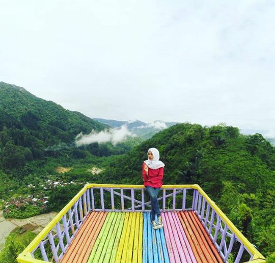 Wisata Alam Puncak Sibarat Rembang