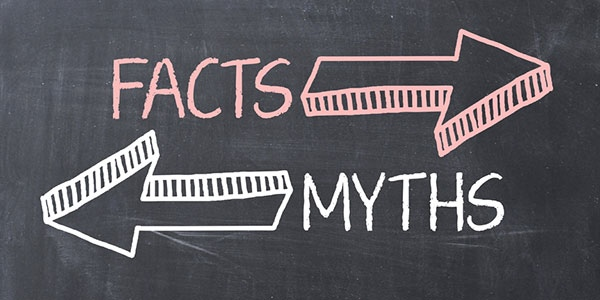 The Top 5 Nutrition Myths Debunked