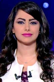 اسراء الزعبي (Esra Alzuhibe)، مذيعة أردنية