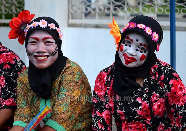 Street Parade in Jogja