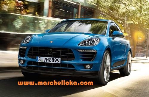 Harga Mobil Porsche Macan