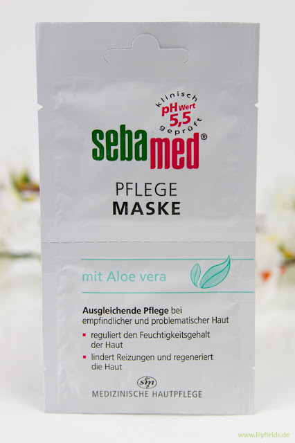 sebamed - Pflege Maske