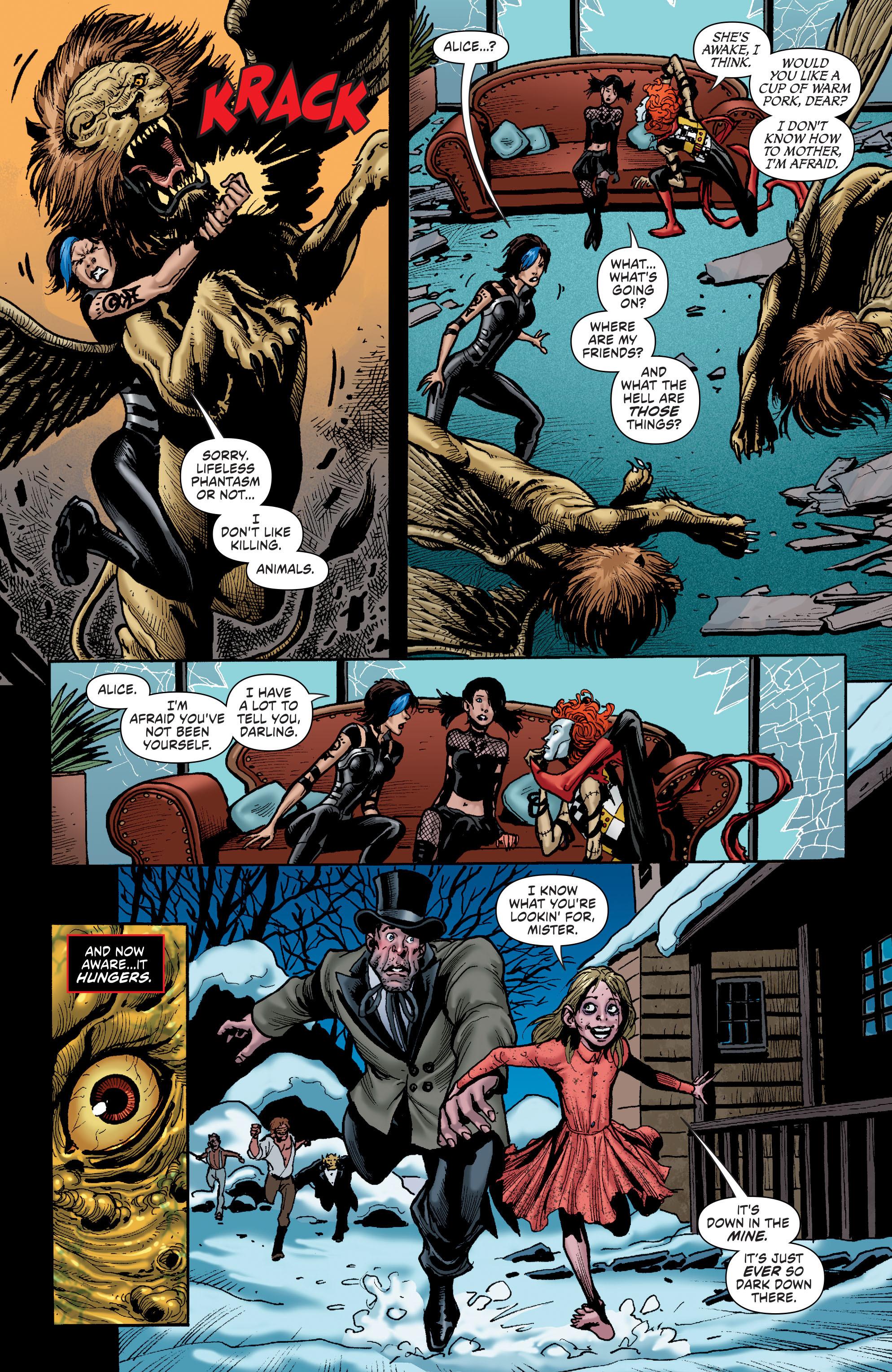 Read online Secret Six (2015) comic -  Issue #9 - 16