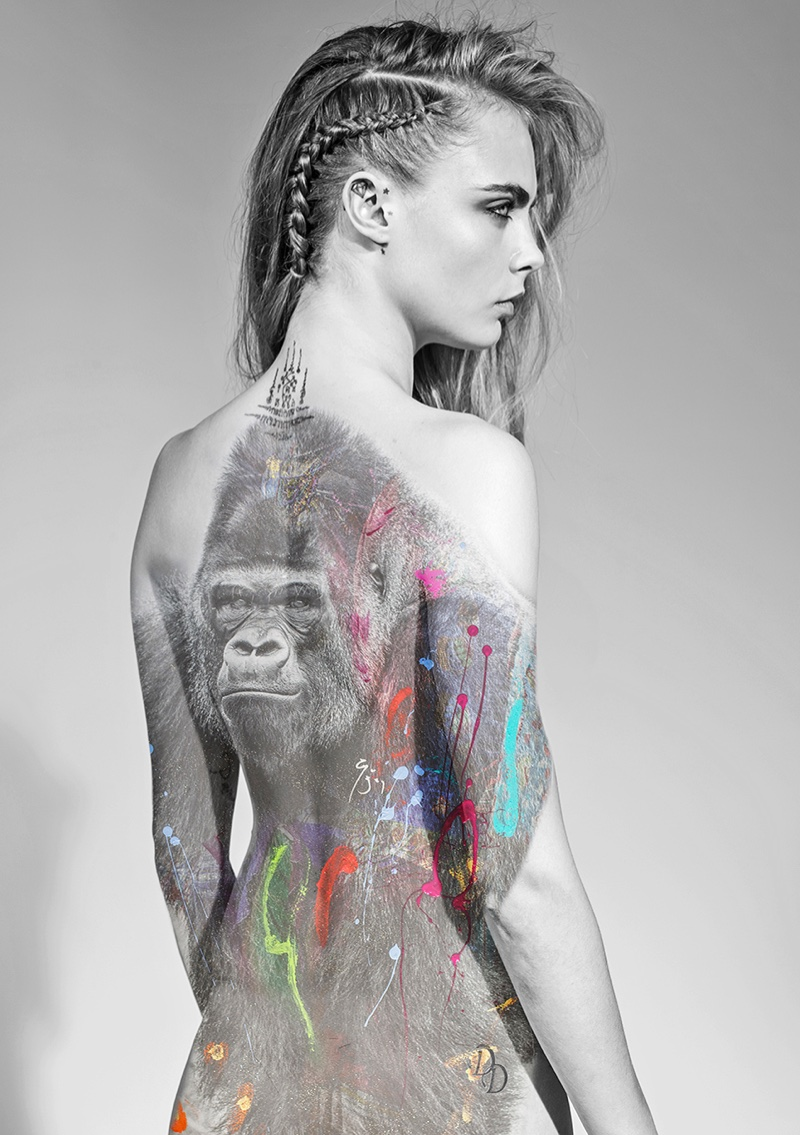 Cara Delevingne Naked Nude Photos 98