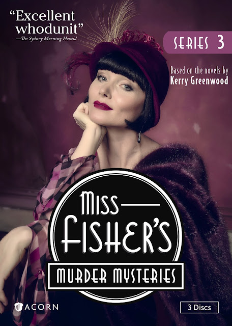 Miss Fisher's Murder Mysteries exhibition 2016.