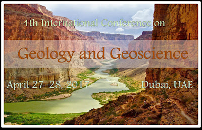 4th International Conference on Geology and Geoscience