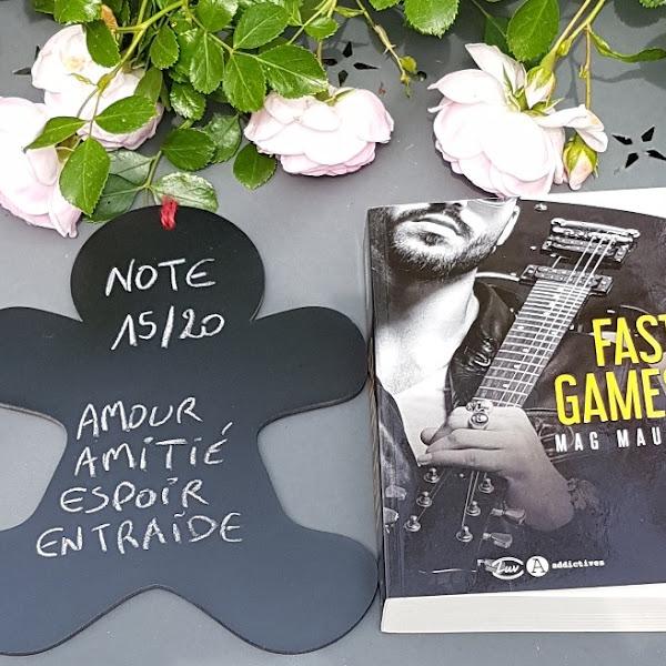 Fast games de Mag Maury