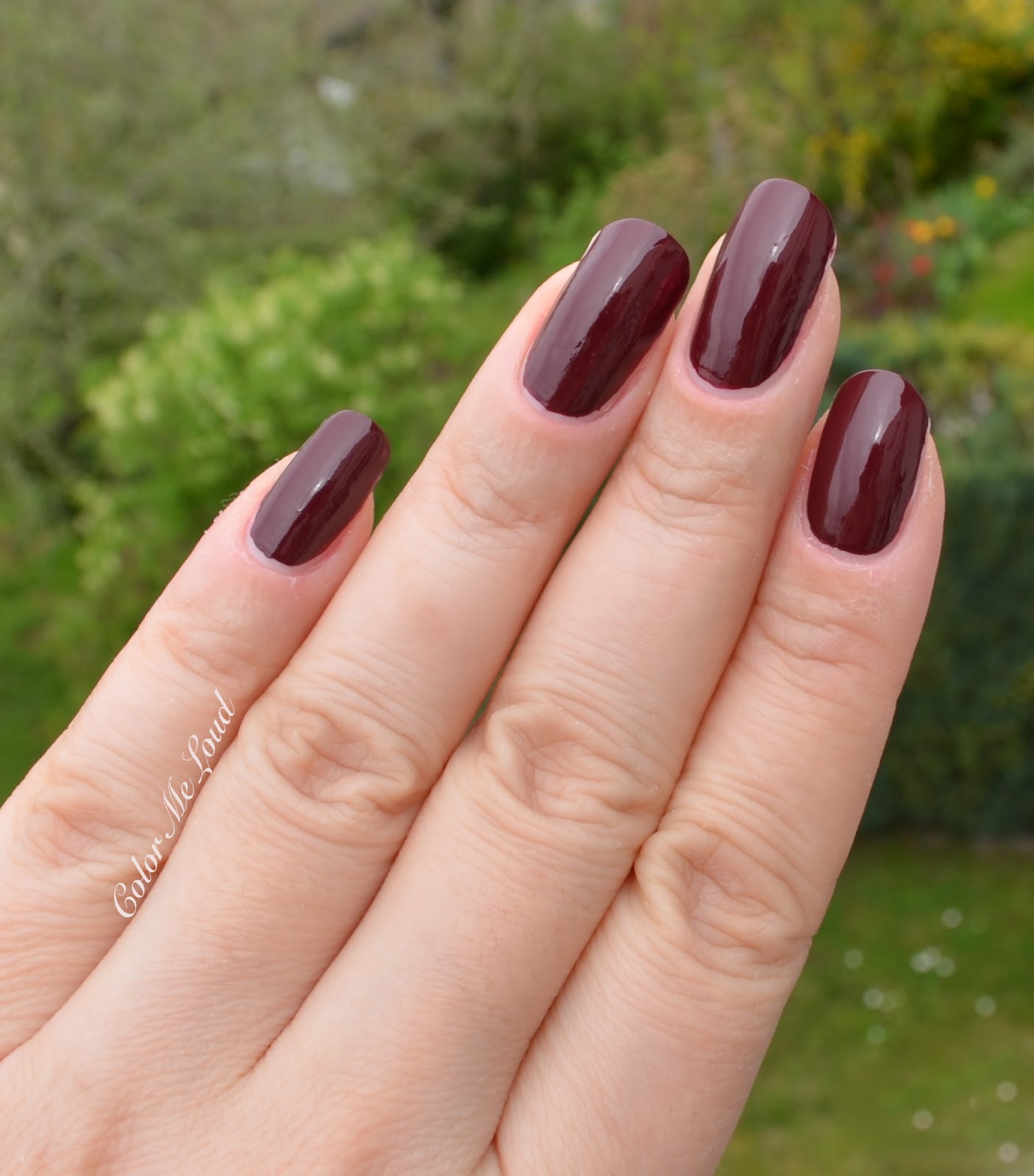 Vernis Nail: Chanel Le Vernis Long Wear Nail Colour Reds, Review