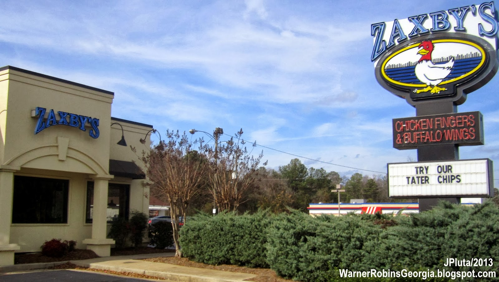 Warner Robins Georgia Air Force Base Houston Restaurant