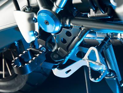 Βίδες Κινητήρα Lightech Racing Για BMW R1200GS