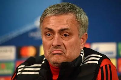 ex-técnico do Manchester United, José Mourinho
