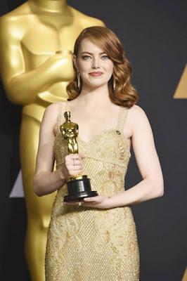 palmarès Emma Stone Oscars 2017