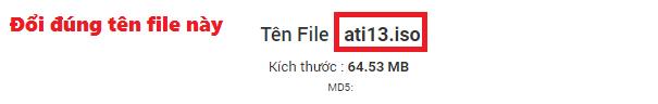 Cách tích hợp thêm các phần mềm hãng Acronis vào TSWO Multiboot version 3