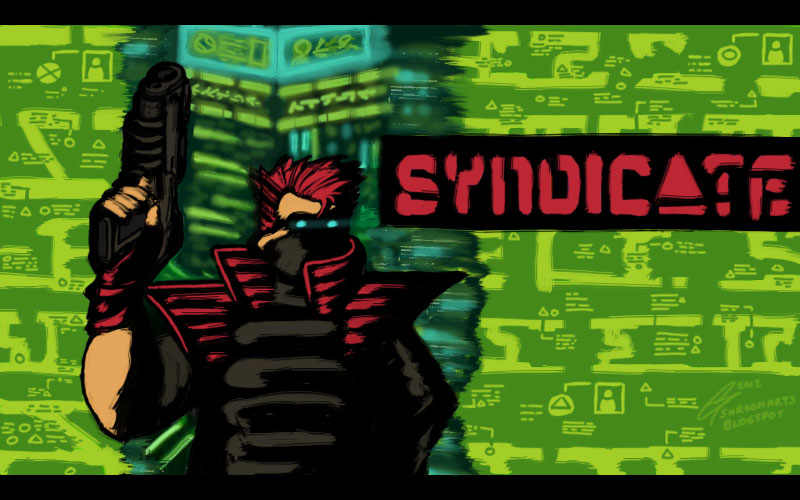 Syndicate remake cover