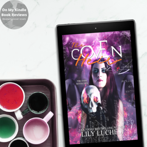 Book review of THE COVEN HEIR by Lily Luchesi