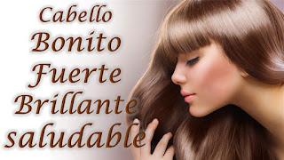 como mantener tu cabello brilloso sano y fuerte