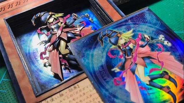 Reinventan de forma espectacular cartas de Pokémon, Yu-gi-oh! y Magic