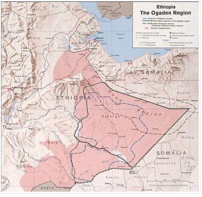 Medeshi News : Oil- U S-China battle over the Ogaden Basin