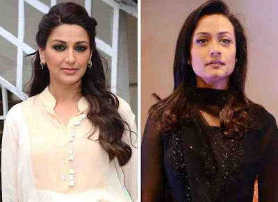 Namrata Shirodkar Meet Sonali Bendre and said now she fit and come back soon