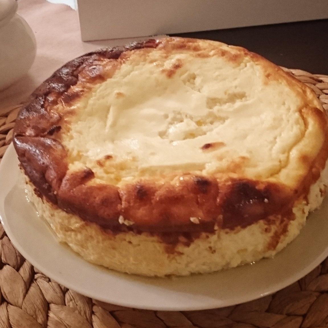 Mellis Kitchen Lecker Zum Erfolg Käsekuchen Ohne Boden Mit