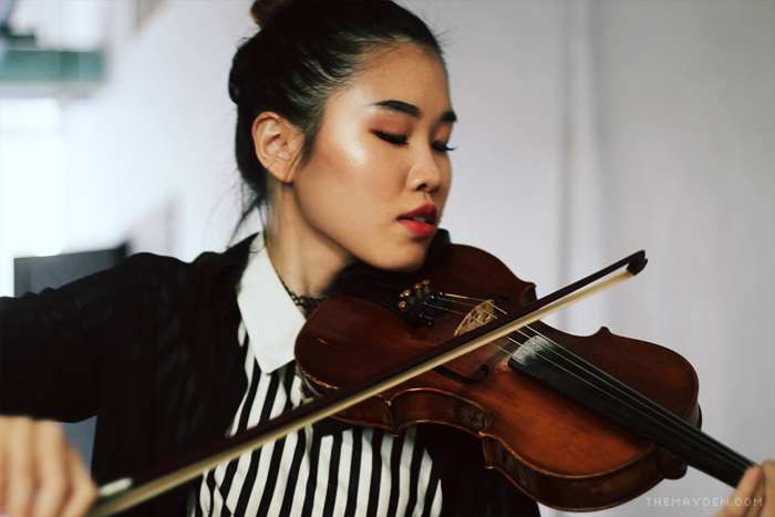 Brunei Blogger May Cho of The Mayden | Violin, Style Blogger, Lifestyle Blogger