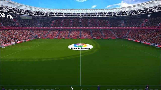 Spain Stadium Pack PES 2017