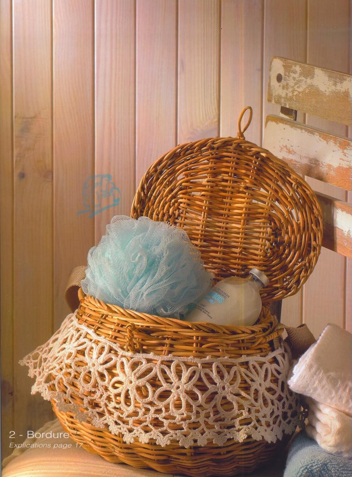 Lo spazio di lilla schemi all 39 uncinetto crochet patterns for Idee uncinetto