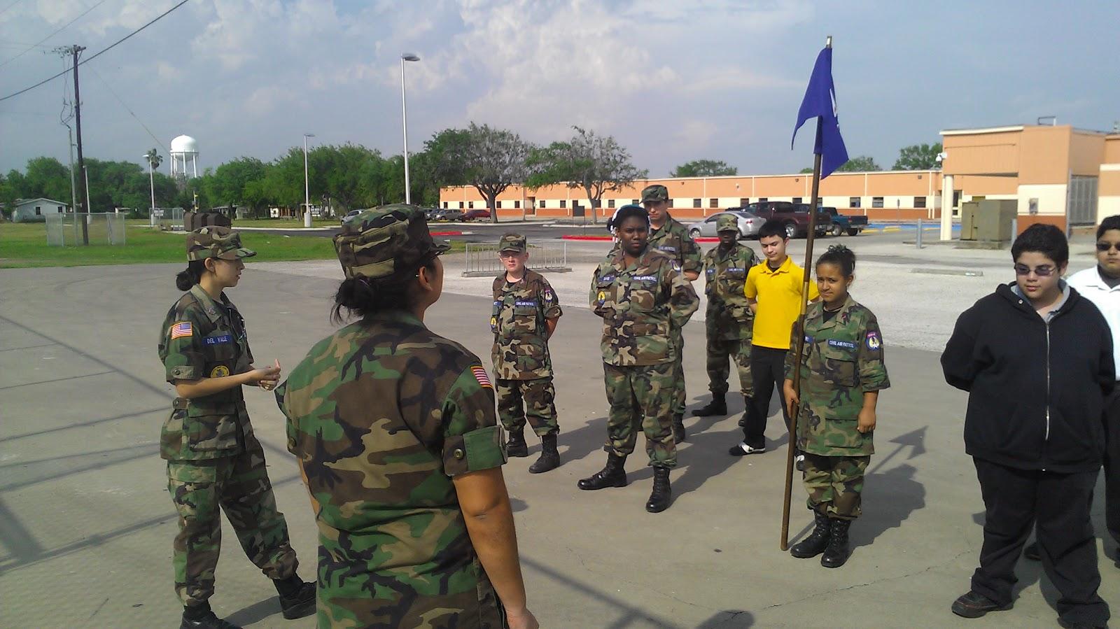 South Texas Civil Air Patrol Public Affairs Blog March