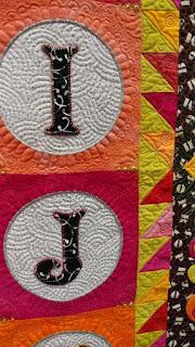 """The A-E-I-O Ewes"" was made by Janet Stone of Overland Park, KS"