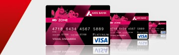 axis bank credit card declined