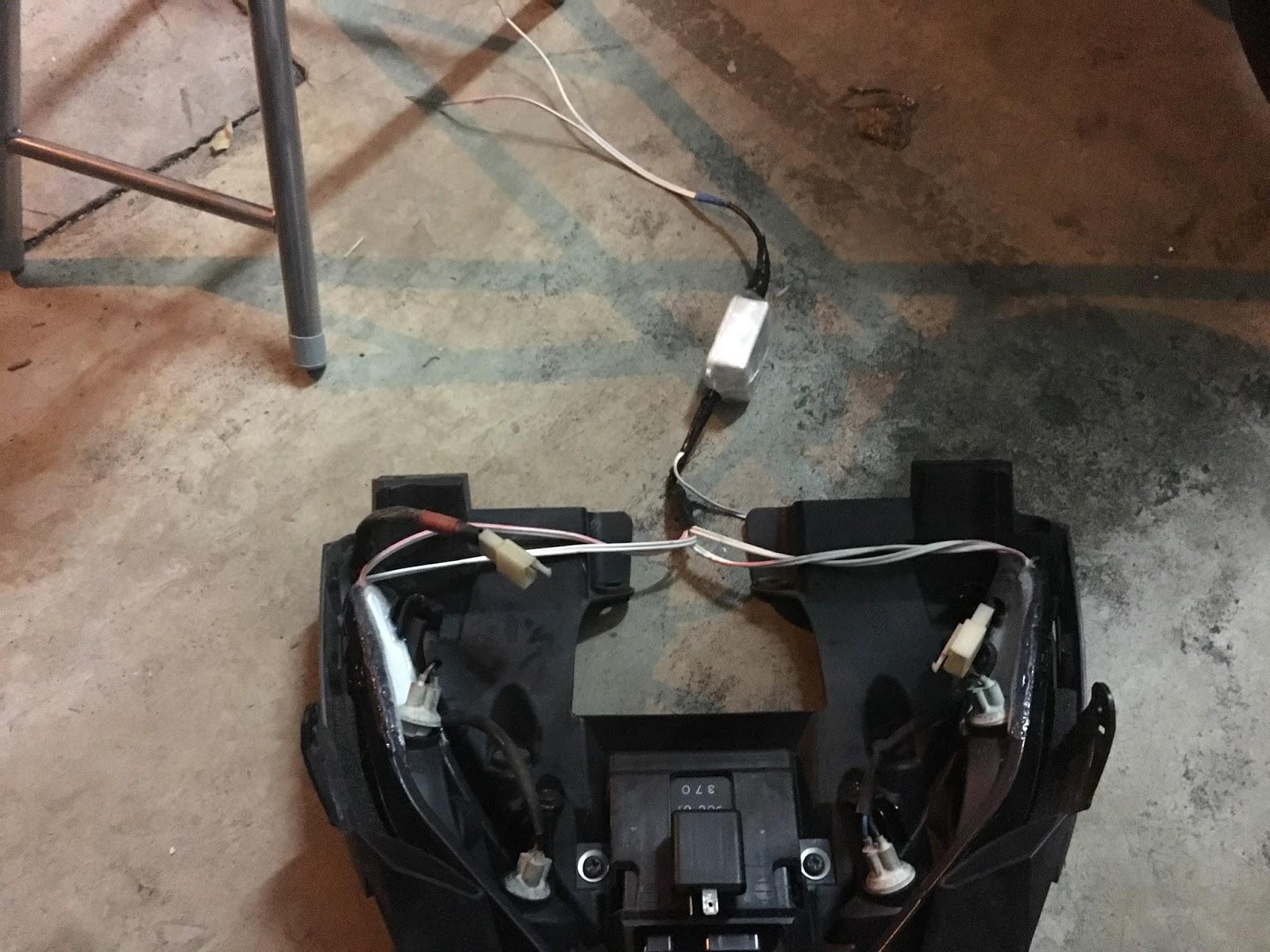 yamaha 135lc wiring diagram best wiring libraryweekend projects bm tutorial  diy cara pasang eagle eye lc135