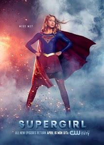 Supergirl Poster