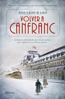 Reseña: Volver a Canfranc, de Rosario Raro