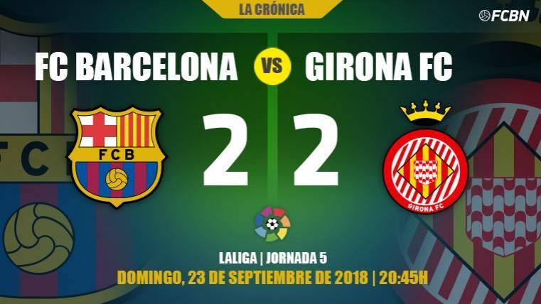 Barcelona Girona El Partidazo