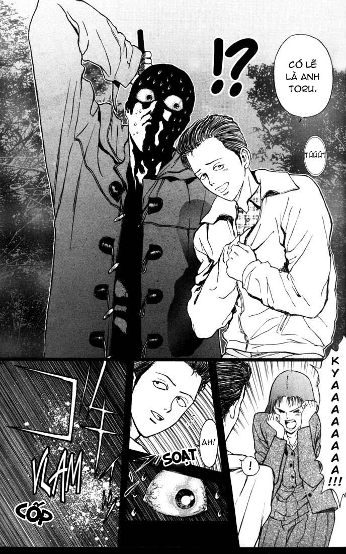 Psychometrer Eiji chapter 51 trang 8