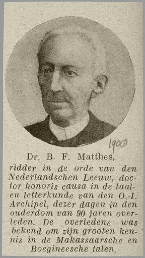 B.F. Matthes
