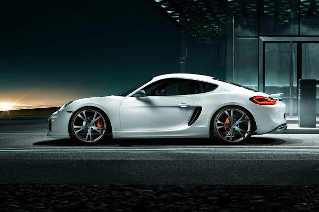 2016 Porsche 718 Cayman