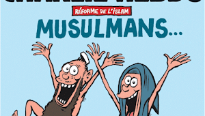 BIADAB!!! Majalah di Paris ini Hina Islam, Terbitkan Kartun Muslim Tanpa Busana