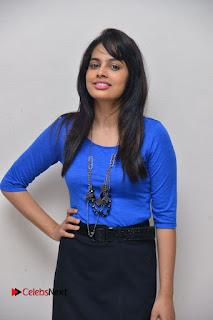 Actress Nandita Swetha Stills in Black Mini Skirt at Ekkadiki Potavu Chinnavada Movie Special Show  0011.JPG