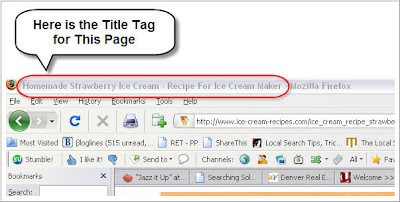 blogs title tags