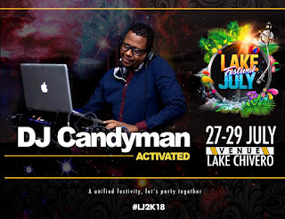 """Lake July Festival DJ lineup  redefines """"Variety is the spice of life"""""""