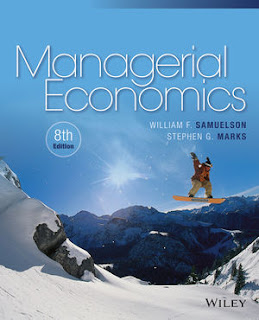 Managerial Economics 8th edition by William F. Samuelson, Stephen G. Marks