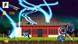 Game Ninja Ultimate Revenge V1.0.2 MOD Apk Terbaru Gratis