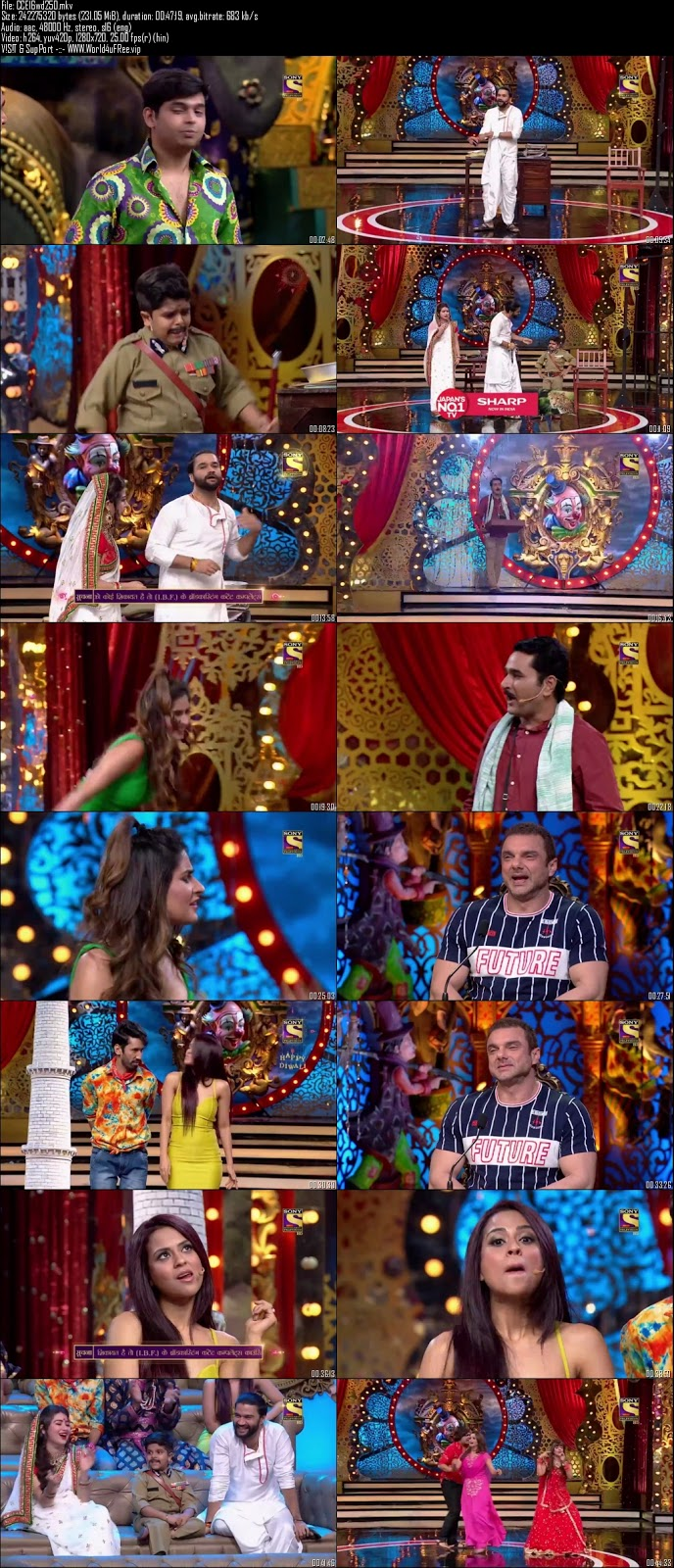 Comedy Circus 2018 Episode 16 720p WEBRip 250mb x264 world4ufree.vip tv show Comedy Circus 2018 hindi tv show Comedy Circus 2018  Season 1 sony tv show compressed small size free download or watch online at world4ufree.vip
