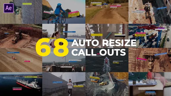 Videohive Auto Resizing Call-Outs 28388025