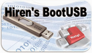 Bikin Hiren's Boot CD Booting Lewat Flash Disk Yuk !