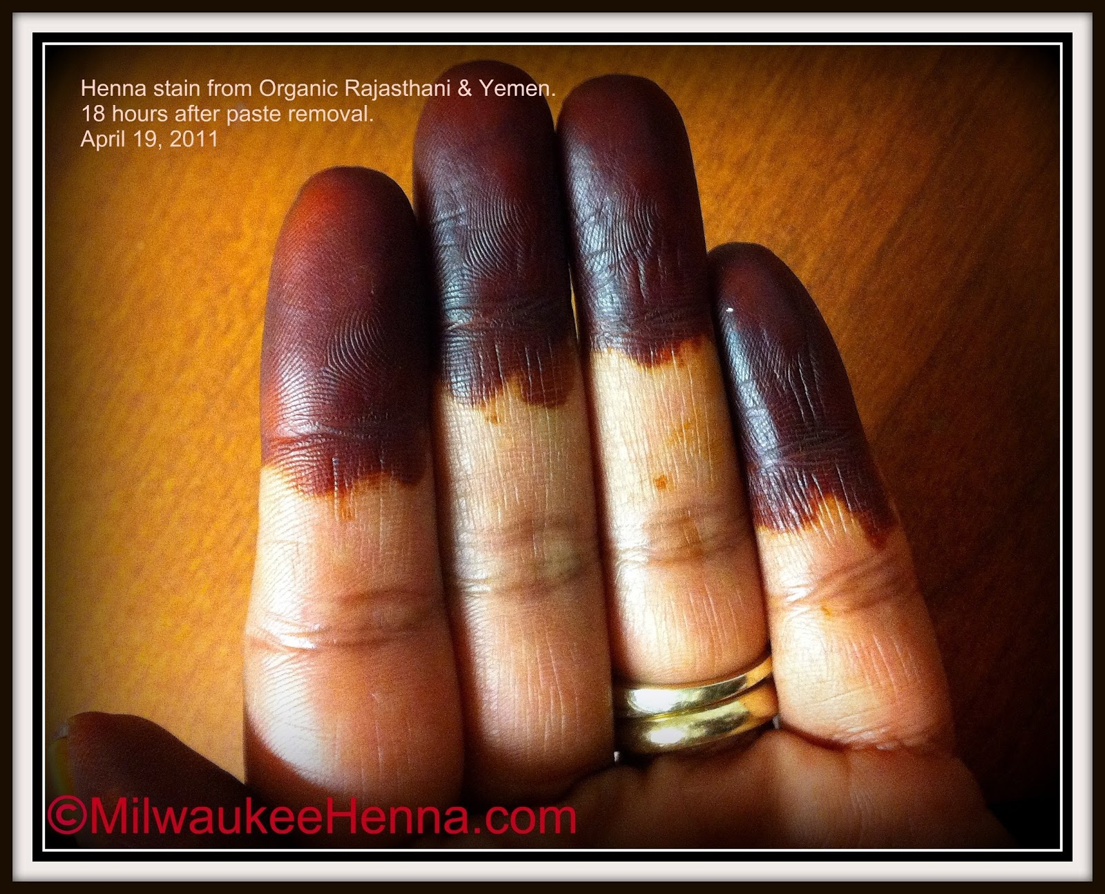 Milwaukeehenna Com Henna Stain From Rajasthani Yemen Powders