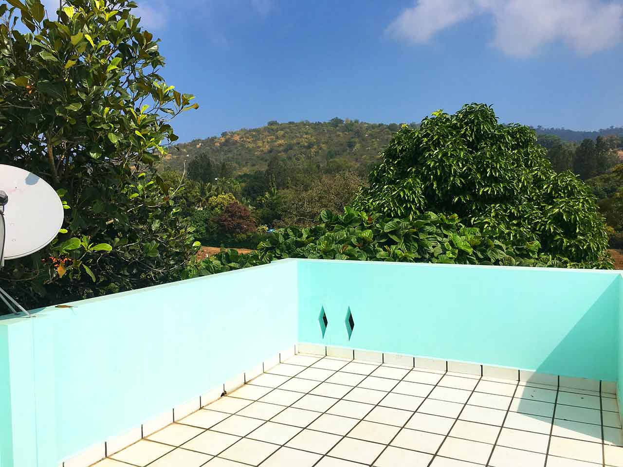 hill view villa in yelagiri hills