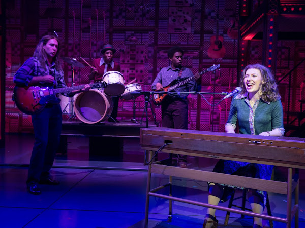 Beautiful: The Carole King Musical (UK Tour), New Theatre Oxford | Review